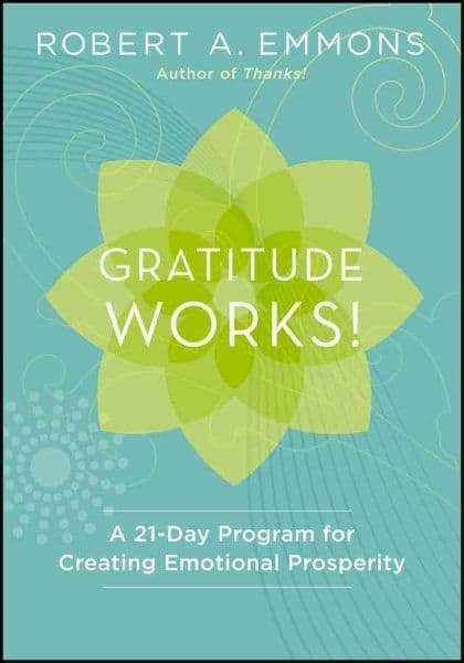being appreciative Robert A. Emmons book Gratitude Works! Middle Class Dad