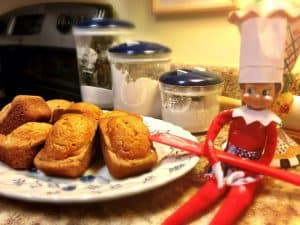 elf on the shelf mischievous ideas Middle Class Dad Elf on the Shelf baking mini loaves