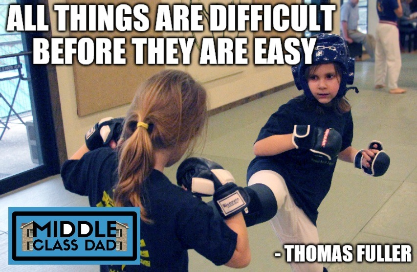 learning to invest in mutual funds Middle Class Dad Thomas Fuller quote
