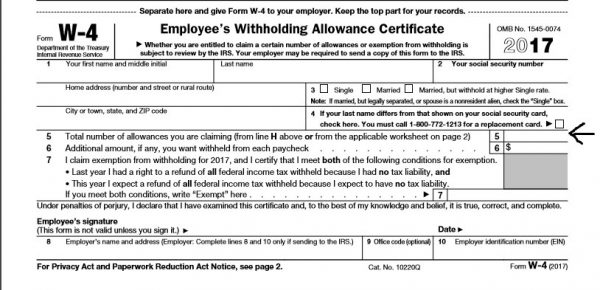 bigger paychecks how to fill out allowances on a W-4 form Middle Class Dad