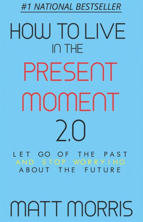 let go of past hurts middle class dad Matt Morris book