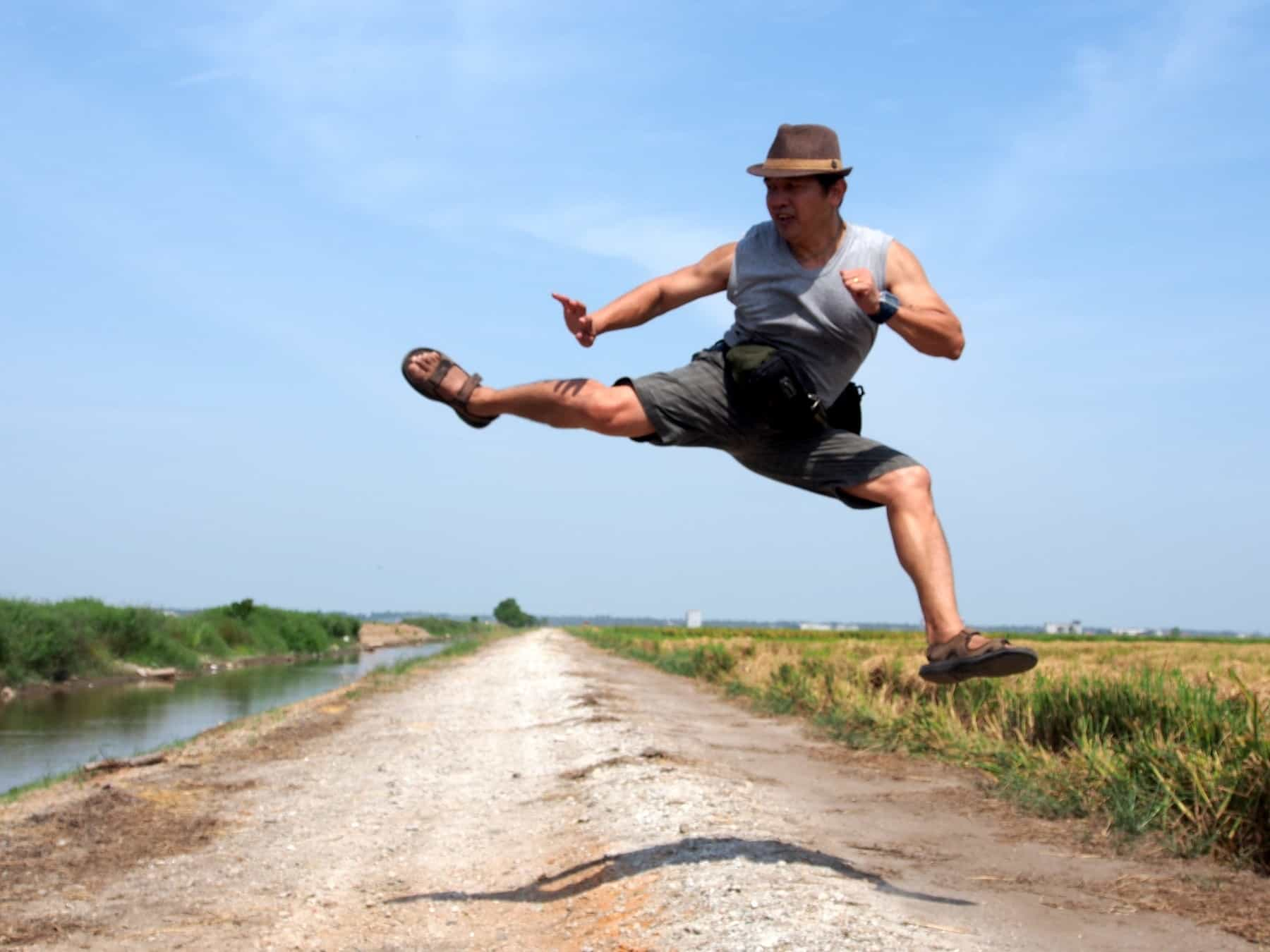 middle-class-dad-karate-jump