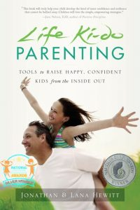 Middle Class Dad child behavior problems and solutions Life Ki-do Parenting book cover