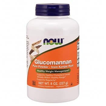 anti dad bod workout NOW Glucomannan Pure Powder, 8 Ounce Middle Class Dad