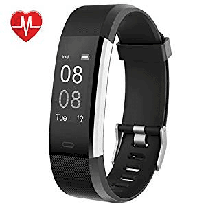 anti dad bod workout Willful Fitness Tracker with Heart Rate Monitor, Fitness Watch Activity Tracker IP67 Waterproof Slim Smart Band with Step Calorie Counter 14 Sports Mode Sleep Monitor,Pedometer for Kids Women Men Middle Class Dad