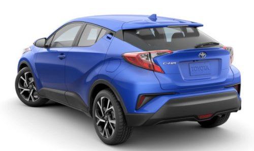 safest automobiles Middle Class Dad Toyota C-HR