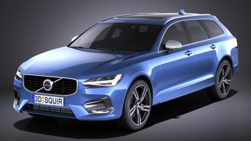 safest automobiles Middle Class Dad Volvo v90