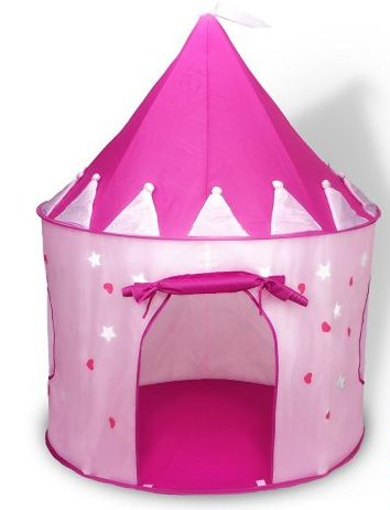 baby's first birthday ideas pink tent middle class dad