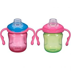Middle Class Dad best sippy cups for breastfed babies Middle Class Dad Playtex Sipsters Stage 1 sippy cups for girls