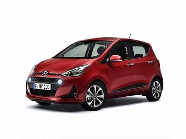 least expensive cars to insure for teenage drivers Hyundai i10 red Middle Class Dad
