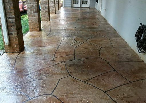 How To Stain Interior Concrete Floors In 7 Easy Steps