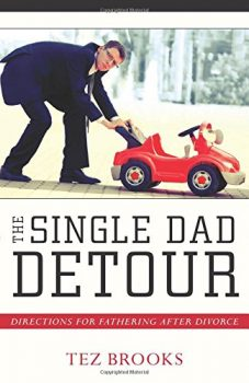 single dad blogs Middle Class Dad Single Dad Detour book cover