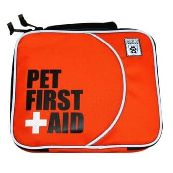 Middle Class Dad road trips with your dog RC Pet Products Pet First Aid Kit