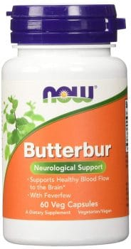 how to cure allergies naturally Middle Class Dad Now Butterbur with Feverfew 60 Veg Capsules