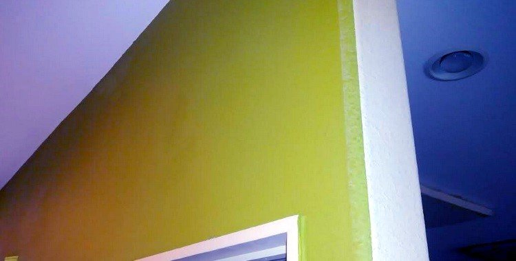 How to Paint Walls with Bullnose (rounded) Corners