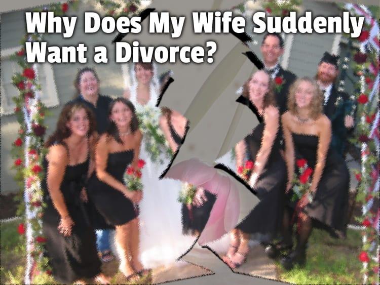 wife want divorce lg