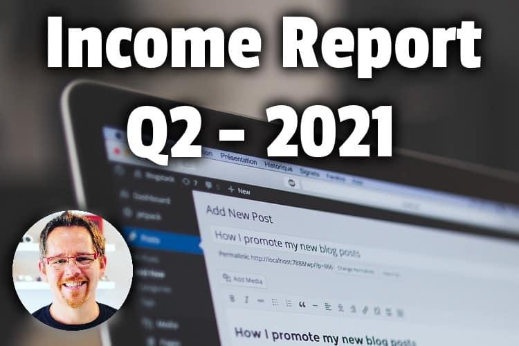 Income Report q2 2021